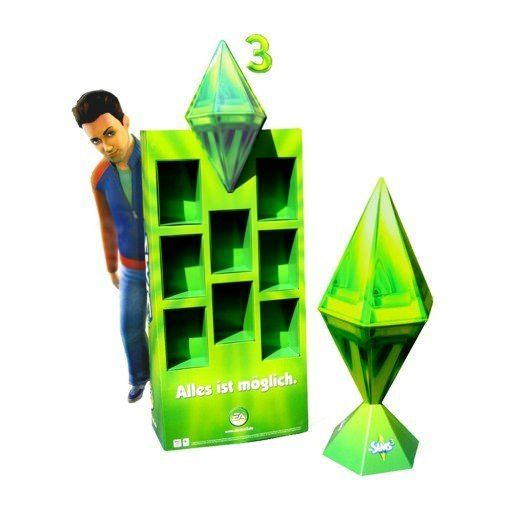 Bodendisplay Sims 3